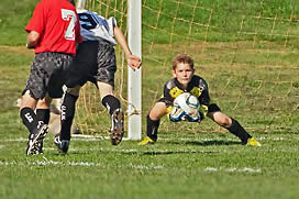 Cranston, RI Youth Soccer